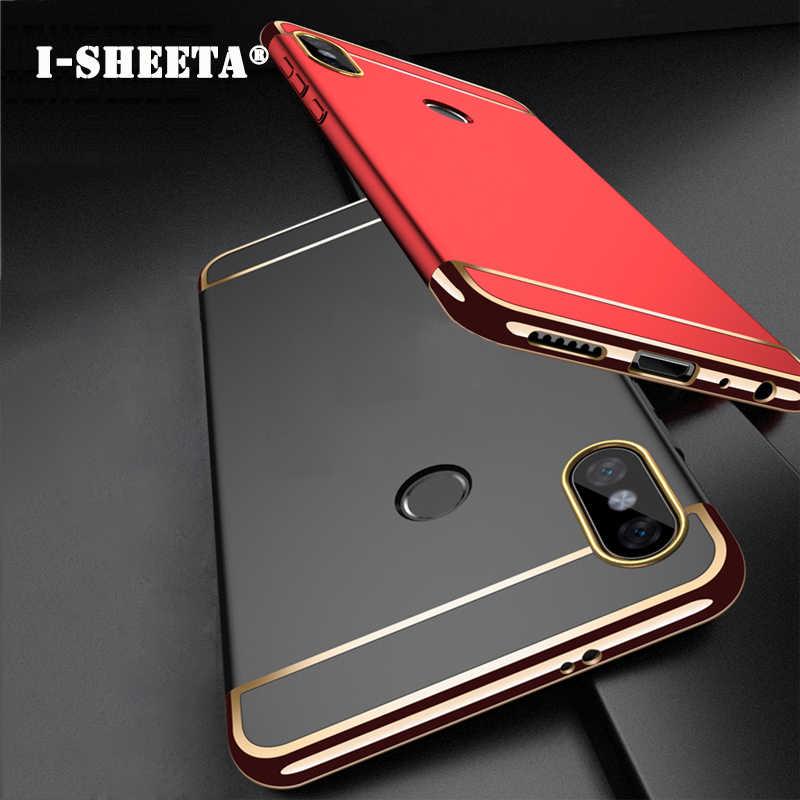 Чехол для телефона 3 в 1 жесткий чехол для Xiaomi Redmi 6 Pro Note 5 5A Prime 4X4 покрытие защитная задняя крышка для Redmi 5A 4X5 Plus