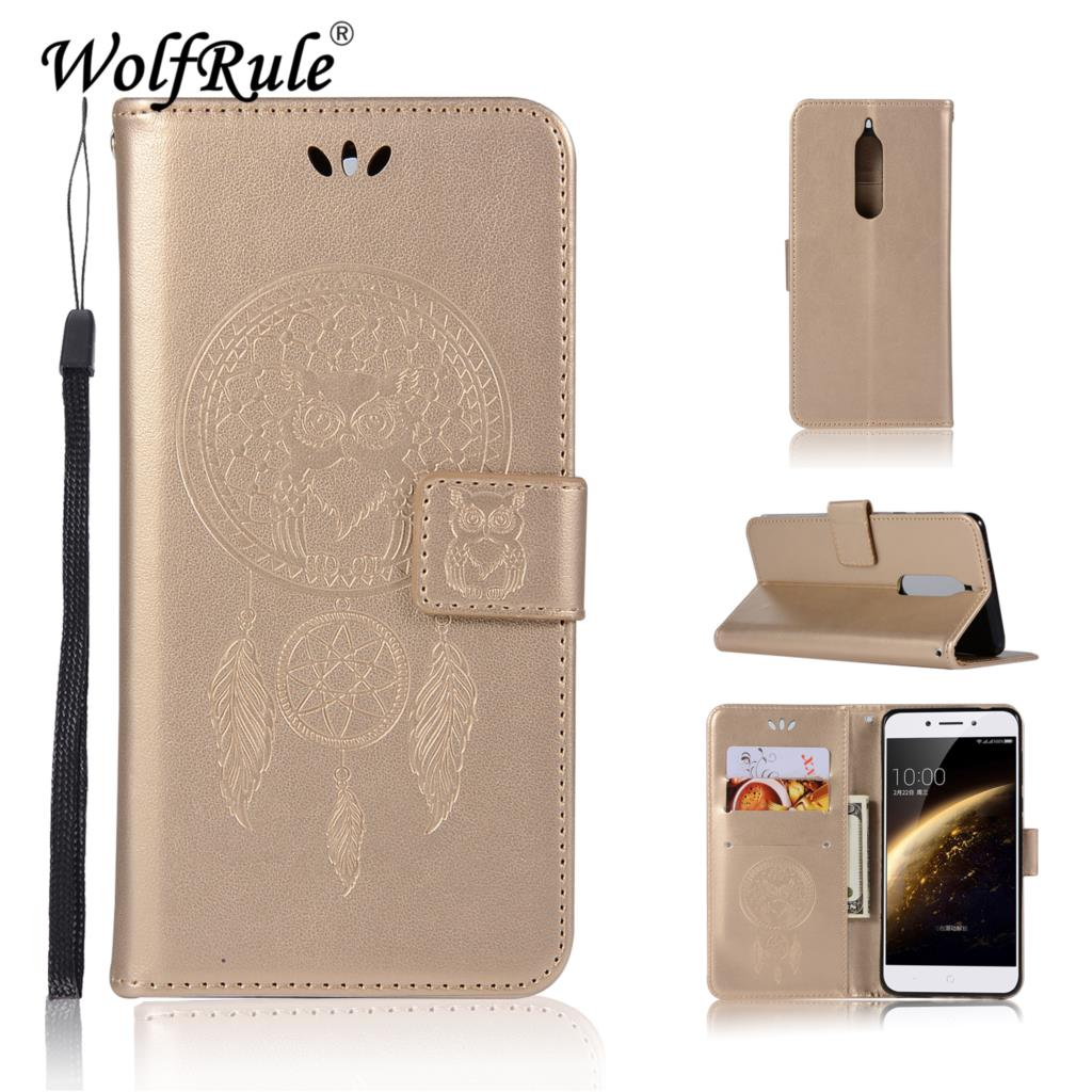 WolfRule For Cover <font><b>Nokia</b></font> 5 Case Flip Leather Case for <font><b>Nokia</b></font> 5 Stylish Phone Bag Wallet Case For <font><b>Nokia</b></font> 5 TA-1024 1027 1044 <font><b>1053</b></font> image