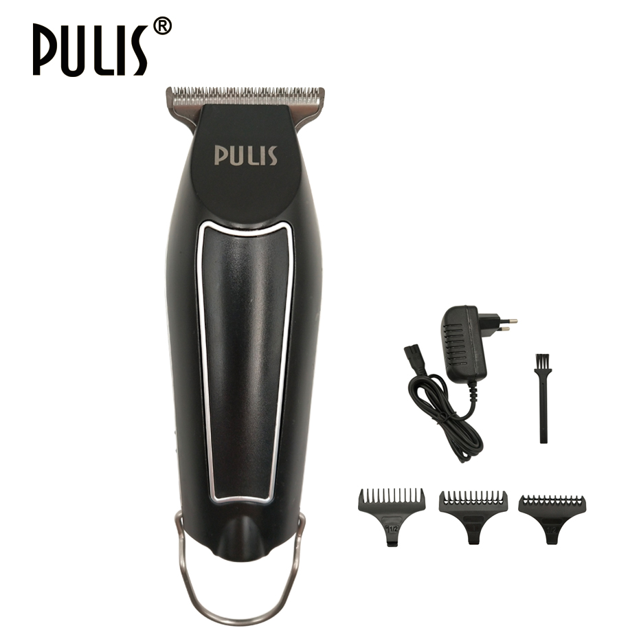 PULIS Hair Clipper Professional Rechargeable Electric Men Hair Trimmer Home Barber Bald Head Shaving Machine Personal Care Tool