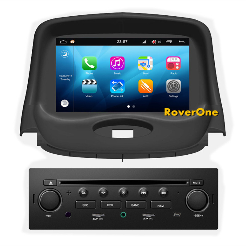 s200 octa core android 8 0 autoradio gps navi multimedia. Black Bedroom Furniture Sets. Home Design Ideas