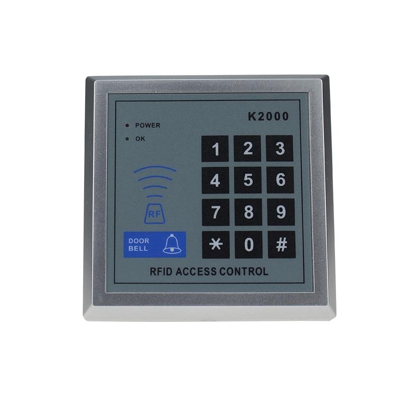 Täielik RFID ukse juurdepääsu kontrollisüsteemi komplekt koos - Turvalisus ja kaitse - Foto 2