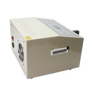 Image 4 - SWT 508C מחשב אוטומטי חוט stripping מכונת SWT508C חיתוך כבל crimping וקילוף 0.1 2.5mm2
