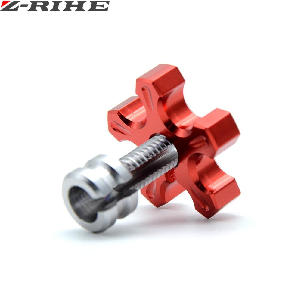 Univerzalni motocikl CNC aluminij M8 * 1.25 spojka žice podešivač - Pribor i dijelovi za motocikle - Foto 4