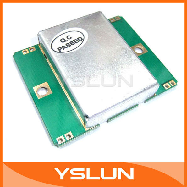 100PCS/LOT HB100 Miniature Microwave Doppler Radar Wireless Module Motion Sensor HB100 #090343