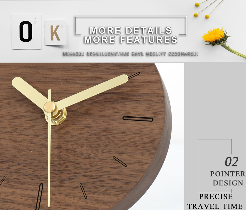 vintage wooden clock clock industrial la crosse mini antique decoration reloj sobremesa moderno decoracion alarm clock batman wood clock desk (4)