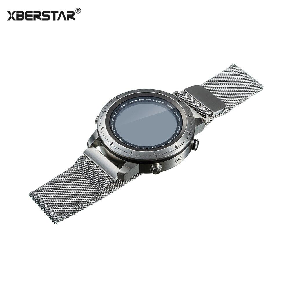 Strap For Garmin fenix Chronos GPS Milanese Loop Wristband For Garmin fenix Chronos GPS Athlete Watch
