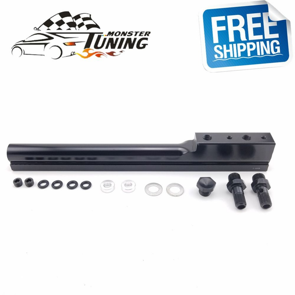 Free Shipping High Volume Fuel Rail for Honda D Series D15B7 D15B8 D16A6  D16Z6 With Logo-in Fuel Supply & Treatment from Automobiles & Motorcycles  on ...