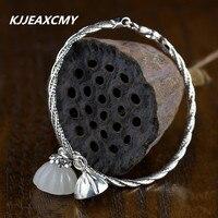 KJJEAXCMY S925 sterling silver jewelry, fashion boutique, DIY original design and Tian Yulian Peng Bracelet