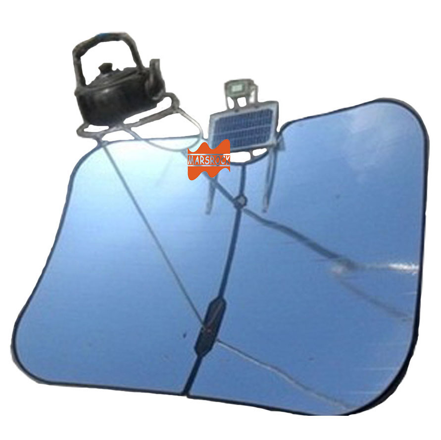 МАРС Rock 2000 Вт auto tracking солнечная плита 24 minuter boilding 3KGS воды, Макс приготовления пищи 10 кг продуктов для дома