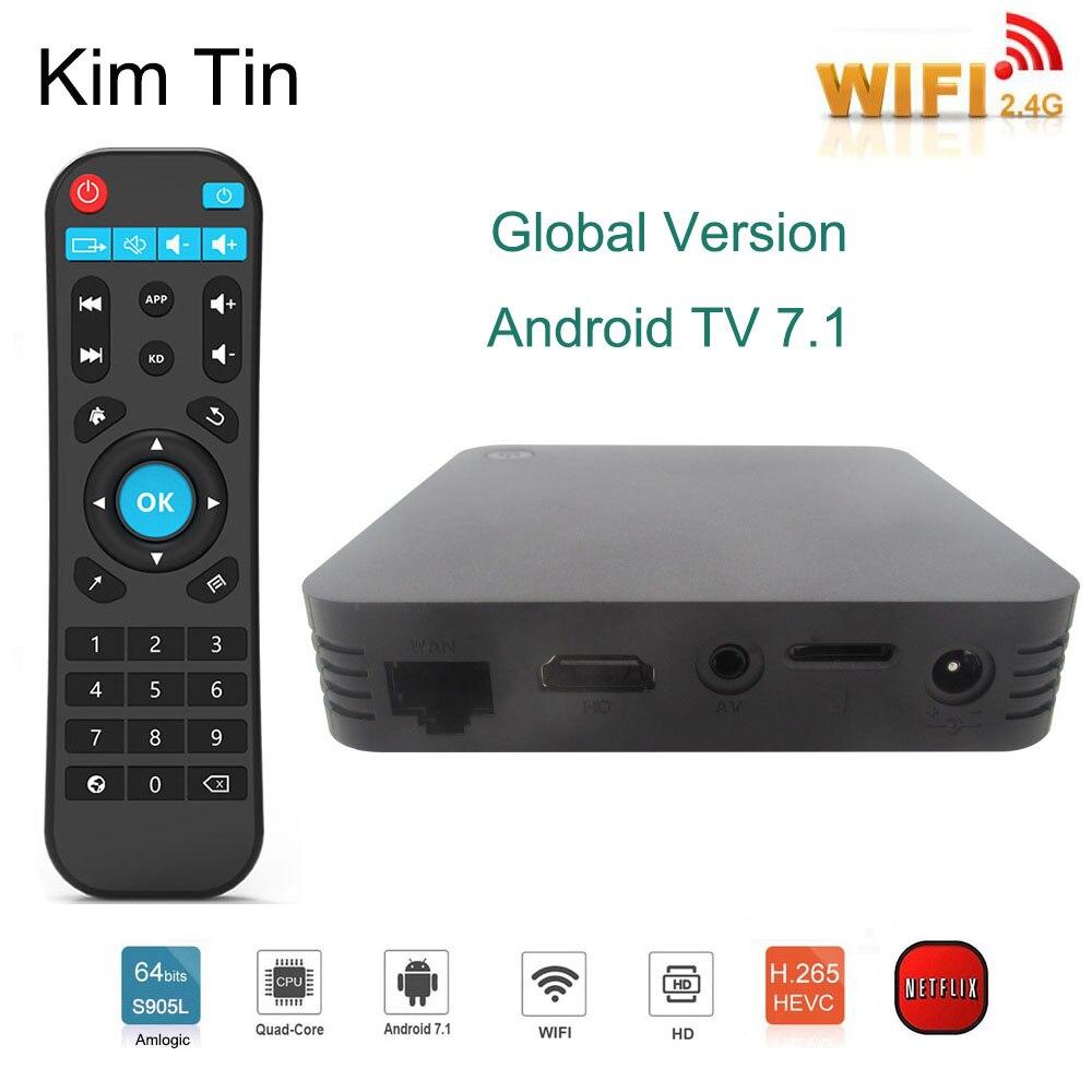 X96L Smart Android 7.1 TV Box 2GB 8GB Amlogic S905L Quad-Core 2.4G Wifi Set Top Box H.265 HD Support 3D Media player V x96 MiniX96L Smart Android 7.1 TV Box 2GB 8GB Amlogic S905L Quad-Core 2.4G Wifi Set Top Box H.265 HD Support 3D Media player V x96 Mini