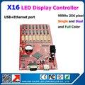 Kaler X16 9999 x 256 прокрутка сообщение дисплей контроллера для большой крытый полноцветный из светодиодов для сообщения 5 шт. много