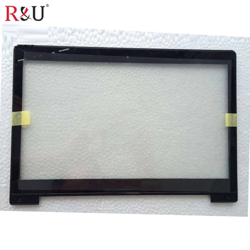 14 Touch Screen Panel Digitizer outer Glass Lens Sensor + Frame for ASUS VivoBook S400 s400c S400CA JA-DA5343RA Version bathroom shelves 5 towel hooks brass 2 tier rails towel bars wall shelf bath hangers bathroom accessories towel holder fe 8601