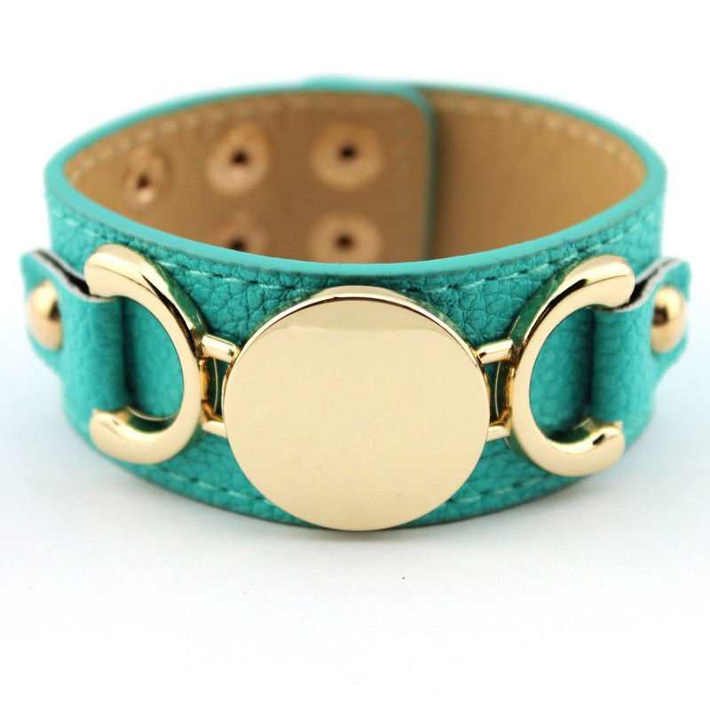 B1596 Gold Turquoise