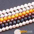 "Pearl: 10-11mm Natural Freshwater Pearl Beads Strand 15"" DIY Loose Beads For bracelet or necklace  Making Beads Wholesale !"