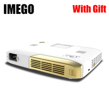Micro Touch Screen Projector Full HD 1080p MINI LED Projector DLP 4K Business Home Projectors WIFI Android Portable Projector