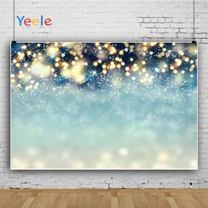 Image 3 - Yeele Wallpaper Glitter Lights Bokeh Room Decor Photography Backdrops Personalise Photographic Backgrounds For Photo Studio Prop