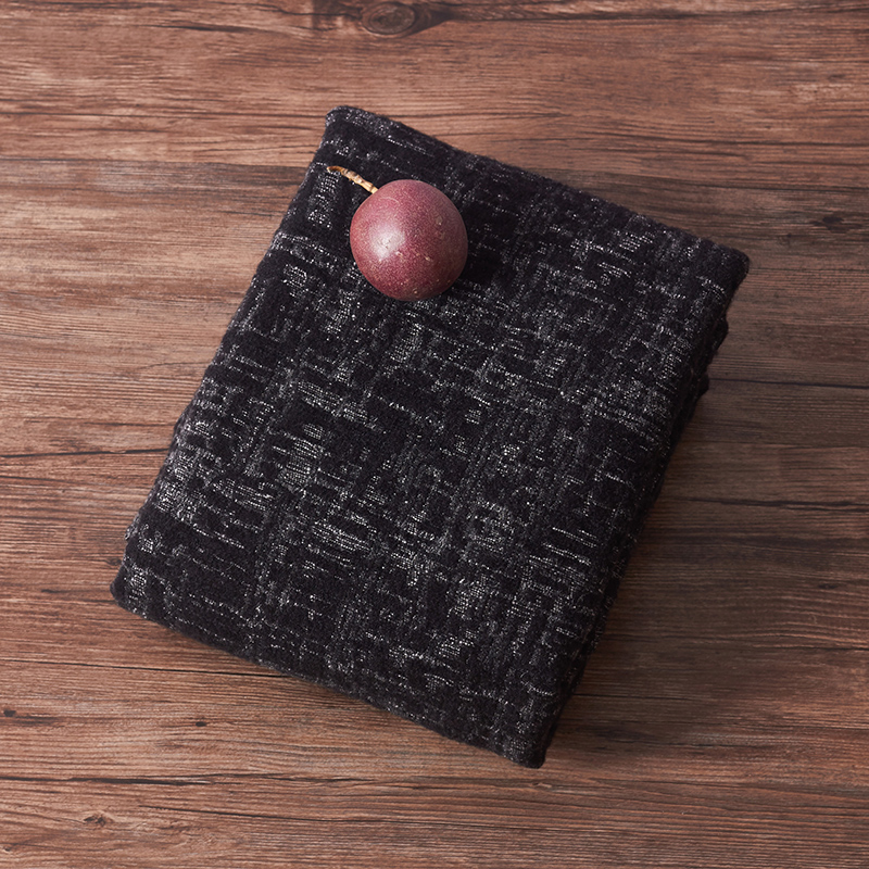 wool fabric Yarn dyed jacquard fabric for dress autumn winter patchwork High grade jacket and cheongsam clothing fabrics