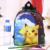 Mochila de los niños Pokemon Pikachu Impresión de los Animales Mochilas Escolares para Niños Mochilas escolares para Los Adolescentes Varones mochila pokemon