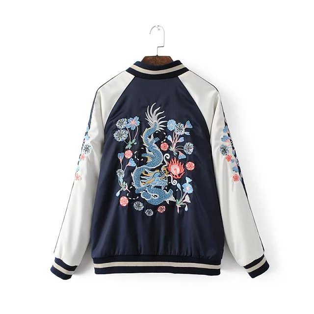 Womens asian style jackets