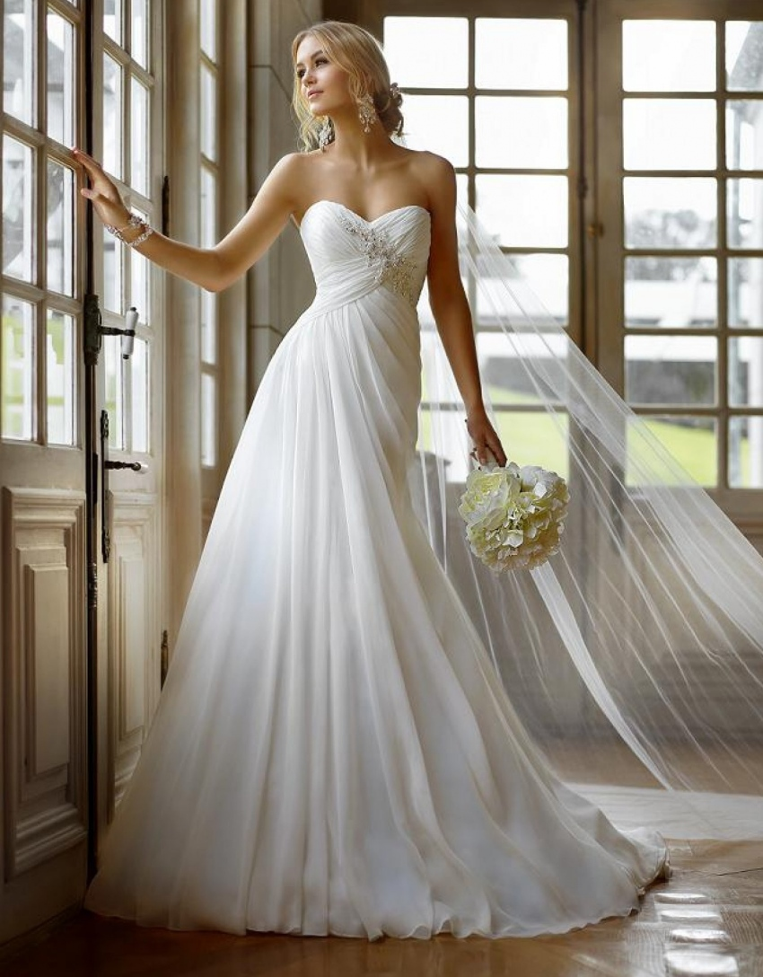 Online Get Cheap Simple Country Wedding Dress -Aliexpress.com ...