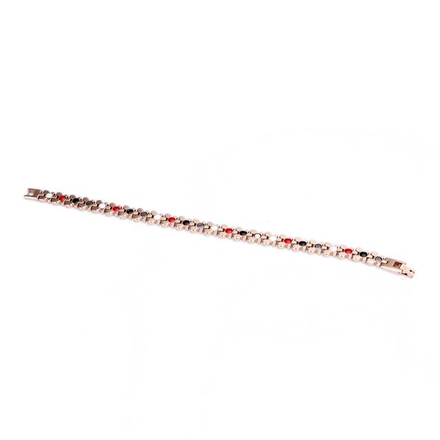 Oktrendy Healthy Magnetic Bracelet Women Jewelry High Power Therapy Germanium Bracelets & Bangles Dropship Hologram Wristband