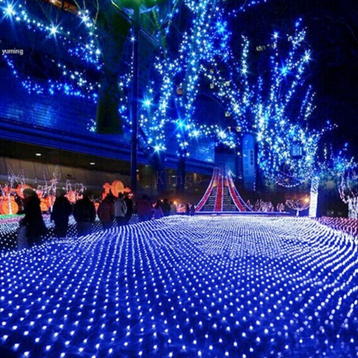 buy led christmas lights net outdoor mode and get free shipping on aliexpresscom