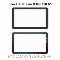 FTDLCD 11.6'' Replace Tablet Touch Screen Digitizer Glass For HP Stream X360 310 G1