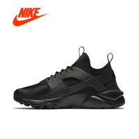 Original New Arrival NIKE AIR HUARACHE RUN ULTRA Men's Running Shoes Sneakers Official 819685 Outdoor Ultra Boost Athletic