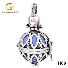 Venta al por mayor H69 18 * 16 mm llamador del ángel bola Harmony timbre colgante para mujeres embarazadas