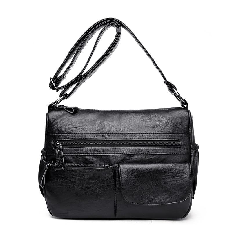 crossbody novo sac femme Tipo de Bolsa : Bolsas Mensageiro