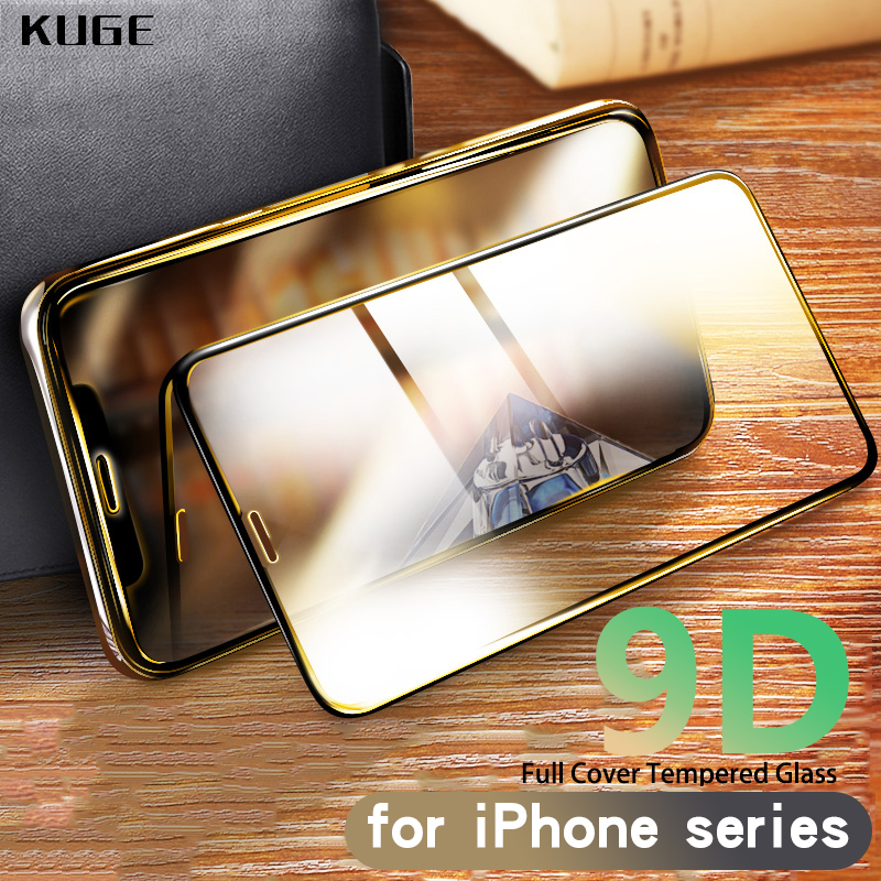 9D מגן זכוכית עבור iphone x xs xs בתוספת מסך מגן iphone 7 8 6 s בתוספת מזג זכוכית על iphone x זכוכית הגנה