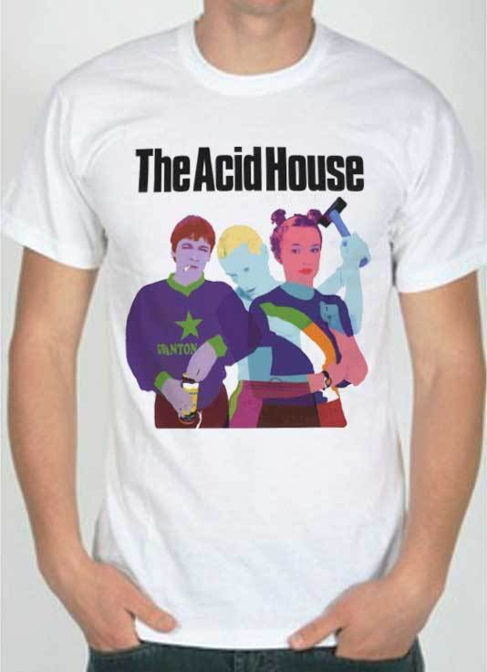 T Shirt The Acid Haus T Shirt Poster Die Film Cult Movie Generationswechsel