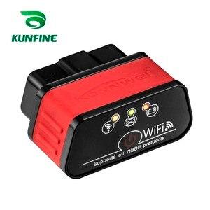 Image 1 - Kunfine icar2 automotivo obd2 elm327 icar 2 kw903 wifi obd 2 scanner de código interface de ferramenta de diagnóstico para ios iphone ipad android