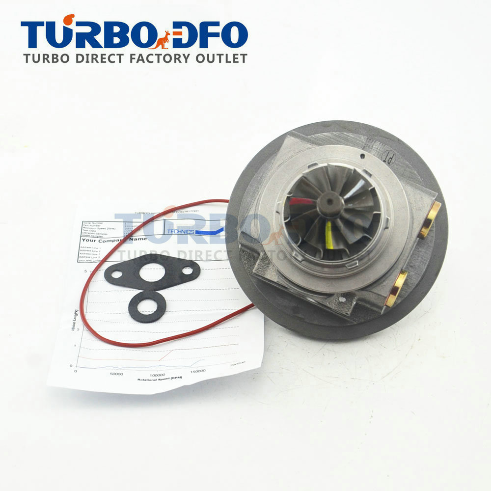 NEW Core 53039880142 For VW Golf VI / Scirocco 1.4 TSI 118Kw 160 HP BWK CAVD 2008- Turbine CHRA 53039700142 Cartridge Turbolader