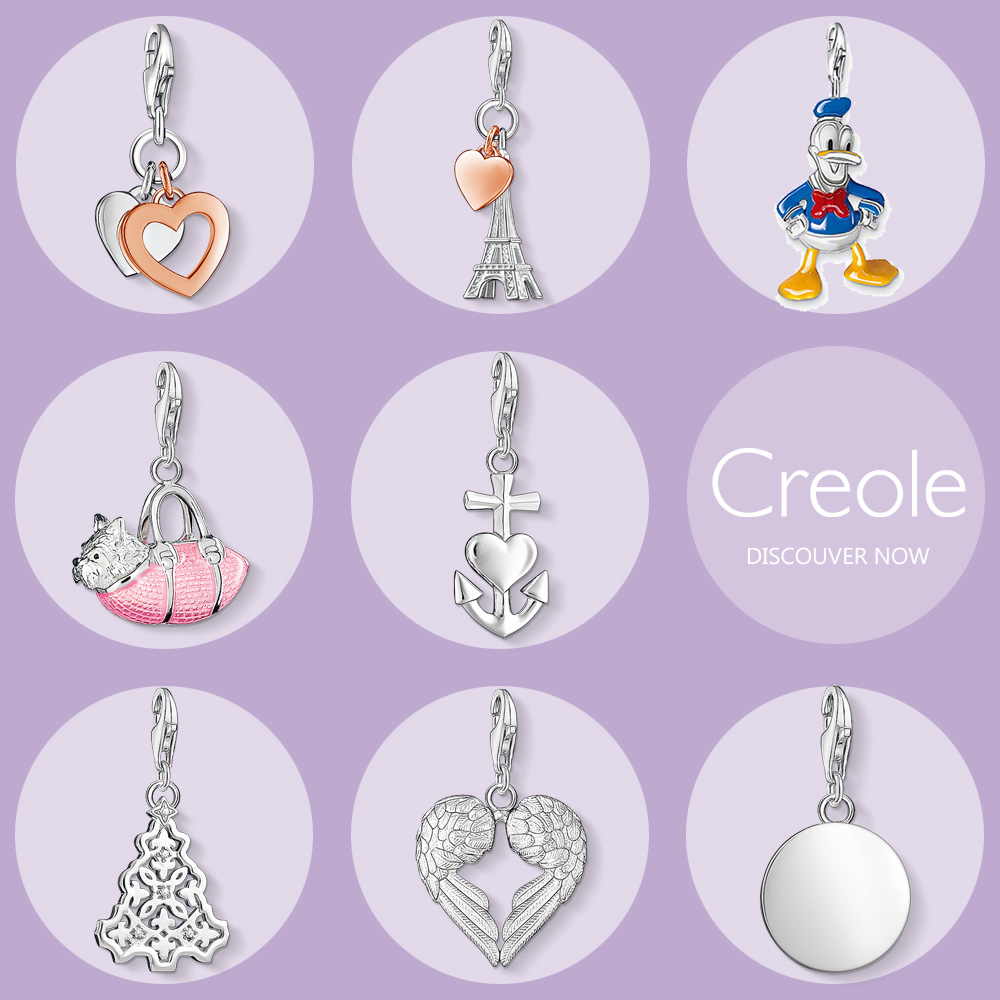 Heart Eiffel Tower Duck Dog Faith Hope Love Christmas Tree Wings Disc Charm Pendant,2019 Trendy Jewelry 925 Sterling Silver Gift