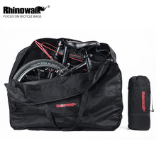 Rhinowalk 16 inch 20 Folding Bike Bag Loading Vehicle Carrying Pouch Packed Car Thickened Portable Bicycle Pack