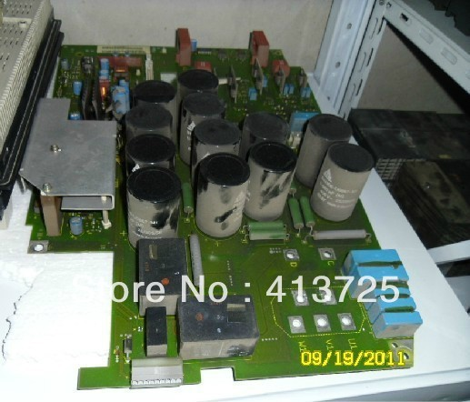 6SE7022-6EC84-1HF3 teardown 6SE70 inverter 11 kw driver board