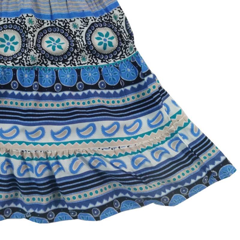 d94040535c0b ... National Style Big Girls Beach Dresses Cute Sweet Mexican Girls Slip  Dress Casual Summer Clothes ...