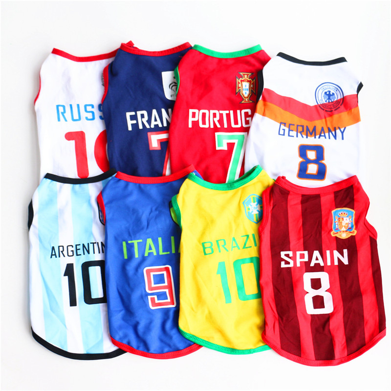 Cheap Dog Vest NBA Jersey Basketball Dog Clothes For Small Dogs Summer Chihuahua T shirt Puppy Vest Yorkshire Terrier Costume image