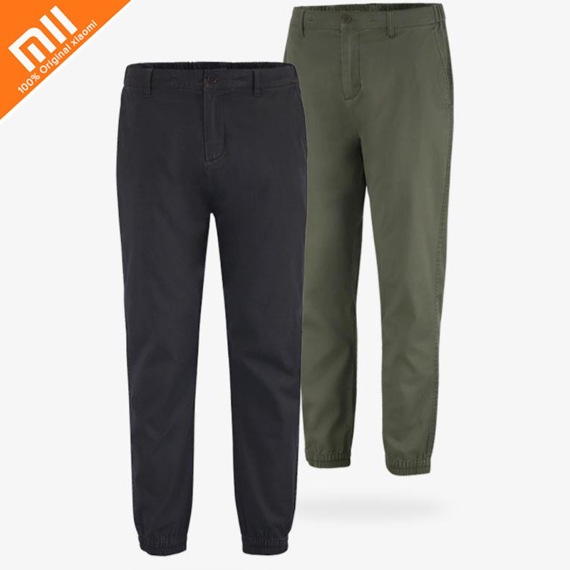 Original xiaomi mijia MITOWNLIFE urban casual beam pants comfortable wild men and women with the same paragraph casual pants HOT the casual vacancy