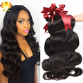 Brazilian Virgin Hair Body Wave 10A Mink Brazilian Hair Weave 3 Bundles,Rosa Hair Products Brazilian Body Wave Virgin Human Hair