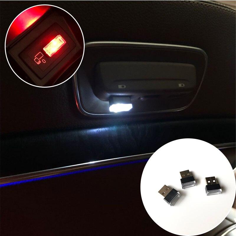Wilskrachtig 1 Pc Auto Led Sfeer Lamp Voor Chevrolet Volt Malibu Camaro Kobalt Orlando Spark Colorado Bolt Onix Traverse Blazer
