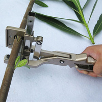POTENCO Grafting Machine Pruning Shears Vegetable Flower Grafting Knife Grafting Secateurs Scissors Garden Tools Snoeischaar