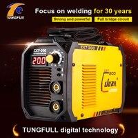 Tungfull Factory Price Brand New Welding Machine IGBT DC Inverter Welding Equipment MMA Welders ZX7 200