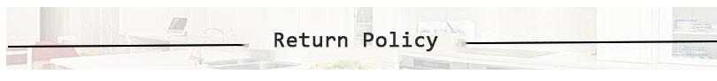 6return policy