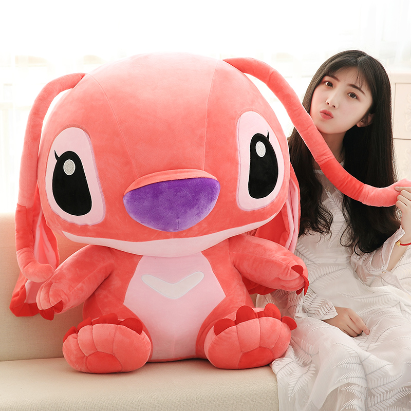 large plush toys cute stitch doll big surprise gift for children girl - 4