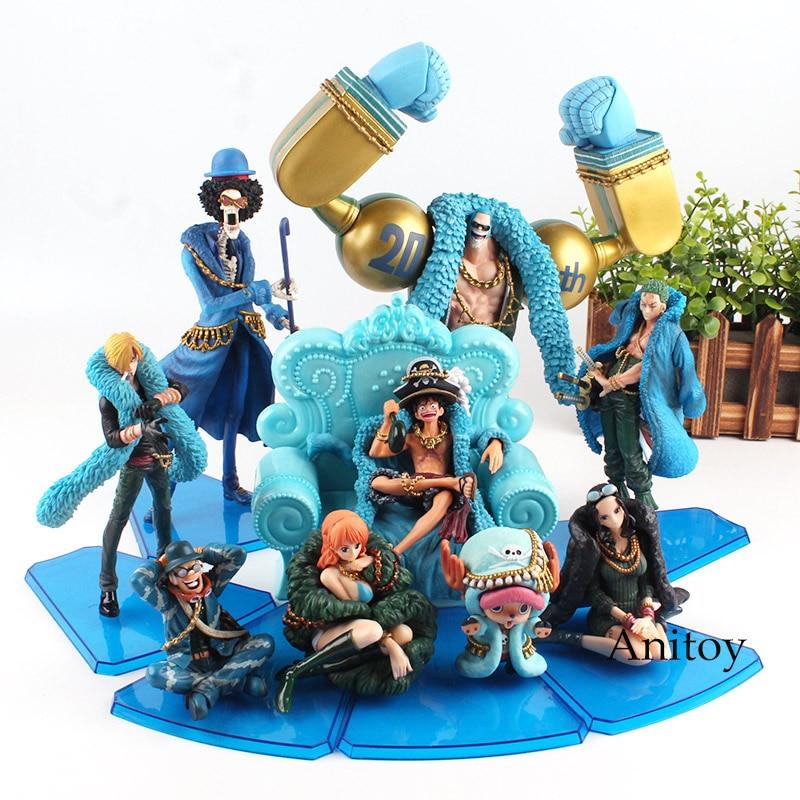 Aliexpress.com : Buy One Piece Figure Luffy Zoro Nami ...