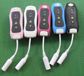 8GB Clip IPX8 Waterproof Mp3 Player 100% New FM Radio Swimming/Diving Sports MP3 Player 4 Colors Select