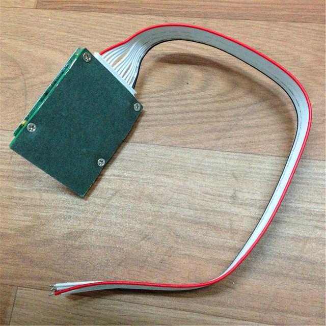 STARPAD ferramentas de Reparo Para 12V24V36V48V bateria de polímero de lítio, triplo, placa de proteção de lítio de ferro com diagrama de fiação