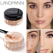 Langmanni 12ml/pcs Concealer Beauty Face Makeup Professional